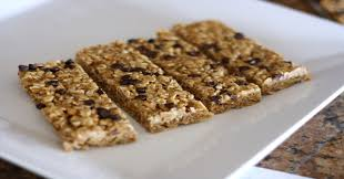 Top 10 Healthiest Granola Bars by No Bake Chewy Granola Bars Recipe Healthy And Easy To Make
