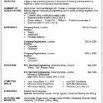 Resume Example Templates Resume Templates Microsoft Word 2013 Ms Word Resume Template