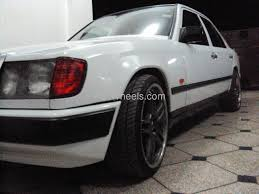 mercedes benz e class e200 1988 for sale in islamabad pakwheels