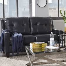 blue reclining sofa and loveseat navy blue leather loveseat wayfair