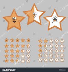 rating happy neutral sad stock vector 193502579