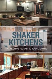 shaker kitchen cabinets 87 best shaker style cabinets images on pinterest shaker style