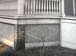 porch skirting u2013 porch lattice mistakes
