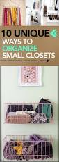 best images about organize anything group board pinterest unique ways organize small closets