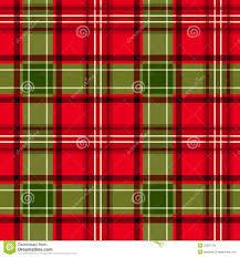 christmas pattern red green christmas tartan seamless pattern stock vector illustration of