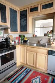 Kitchen Cabinet Paper Previous Kitchen Makeover With Contact Paper Before And After