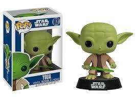Pop Star Wars Yoda Funko