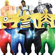 halloween morphsuits inflatable costume megamorph light up fat suit halloween