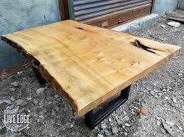 Hardwood Coffee Table Coffee Tables Kentucky Liveedge