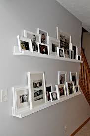 Ikea Photo Ledge Best 25 Picture Frame Shelves Ideas On Pinterest Frames Ideas