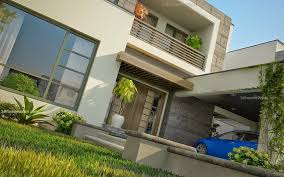 1 luxury house plans 3d front elevation com modern house plans house designs in
