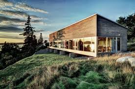 Landscape House Designing For And With The Landscape An Interview With Mackay