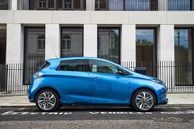 renault zoe electric the 2017 renault zoe electric car does 250 miles on a charge