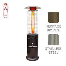 Pyramid Flame Patio Heater Outdoor Patio Heaters Portablefireplace Com