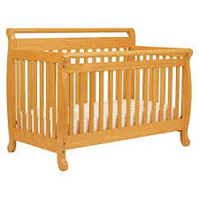 Davinci Emily 4 In 1 Convertible Crib Davinci Emily 4 In 1 Convertible Crib In Honey Oak