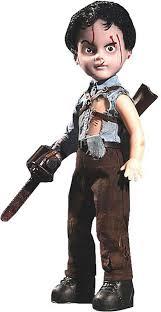 Evil Doll Halloween Costume Living Dead Dolls Evil Dead 2 Ash Doll
