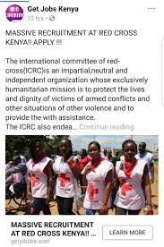 kenya red cross kenyaredcross twitter