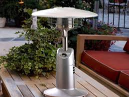 Table Patio Heater Patio Heaters Buying Guide Luxedecor
