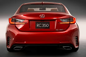 lexus 350 rc for sale in australia styling size up 2015 lexus rc motor trend wot