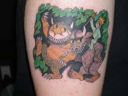 the wild things are tattoo