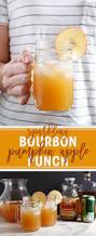 sparkling bourbon apple pumpkin punch recipe spiced apple