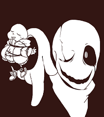 gaster the who speaks in the one who speaks in by wolfifi on deviantart