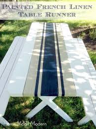 round picnic table covers for winter 21 best picnic table painting ideas images on pinterest painted