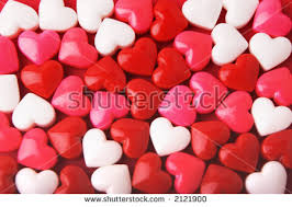 valentines hearts candy heart candy background valentines day stock photo 170761280