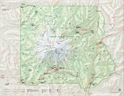 Mount Washington Trail Map by Unicorn Peak Climbing Hiking U0026 Mountaineering Summitpost