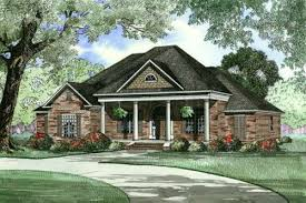 southern style floor plans southern style house plans plan 12 446