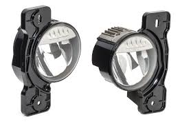 Led Fog Light Mopar Led Fog Lamps For 13 17 Jeep Wrangler Jk With Mopar 10th