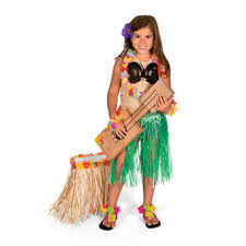 girl costumes ukulele hula girl costume free n from trading
