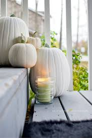 how to decorate a fall porch when it u0027s freezing outside