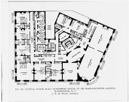 layout of floor mccormick apartments washington dc flickr
