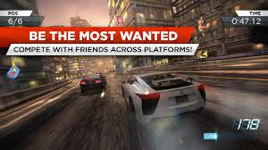 speed apk need for speed most wanted 1 3 103 apk android racing