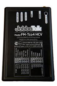 fm tco4 vehicle tracking solution from jabbatalk