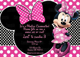 minnie mouse thank you cards printable minnie mouse invitation plus free blank matching