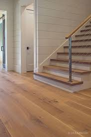 Putting Laminate Flooring On Stairs Nashville Tennessee Wide Plank White Oak Flooring Wide Plank