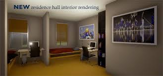 Interior Design Hall Room Photos Downs New Hall Student Housing
