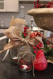 christmas decor the kitchen u0026 a secret