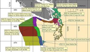 national weather forecast map coastal great lakes forecasts by zone seattle wa