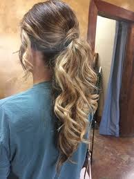 Dressy Hairstyles Best 10 Dressy Ponytail Ideas On Pinterest Low Pony Hairstyles