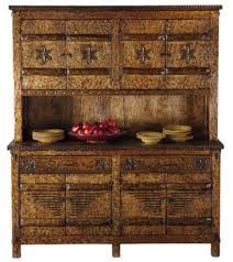 tecolote sideboard and hutch southwest furniture santa fe style