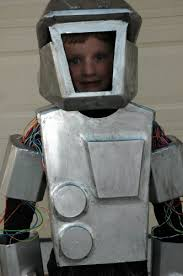 candybot 3000 the ultimate diy halloween costume makely