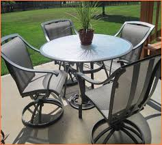 Iron Patio Table And Chairs Category Patio Low Cost Furniture Mopeppers