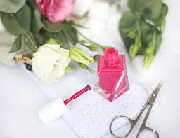 essie gel couture nail polish review something about that