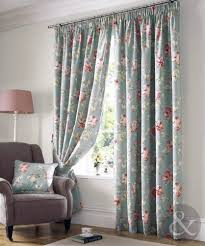 Amazon Curtains Bedroom Vintage Apsley Floral Curtains Luxury Fully Lined Pencil Pleat