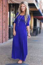 blue maxi dress play by the maxi dress royal blue the mint julep boutique