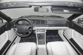 porsche 944 black porsche 944 s2 cabrio classicbid
