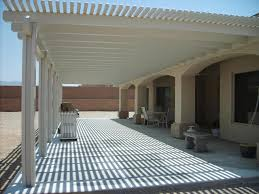 Lattice Pergola Roof by Alumawood Pergola Lattice Photo Gallery
